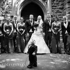 Wedding photographer Adam Szczepanski (adamszczepanski). Photo of 11.01.2015