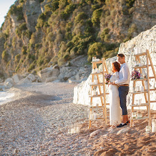 Wedding photographer Mariya Sosnina (MSosnina). Photo of 31.10.2017