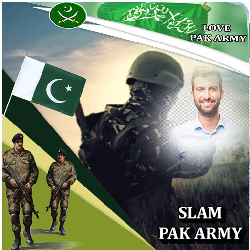 Pak Army Photo Frame – Programme op Google Play