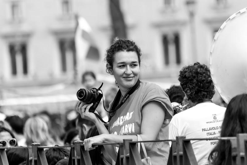 La fotografa di Andrea Calò
