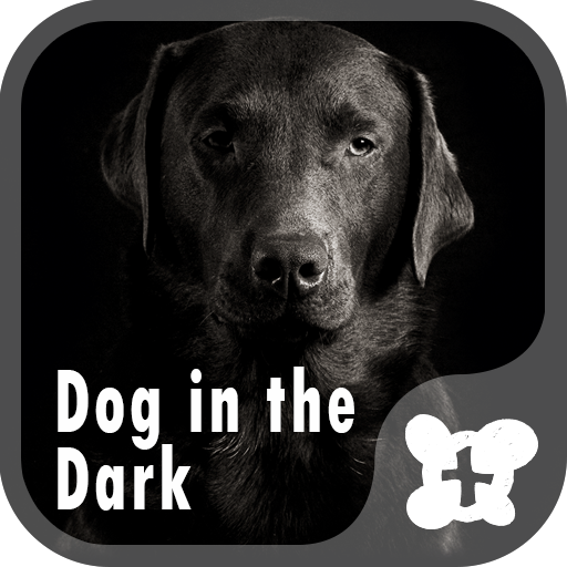 Wallpaper-Dog in the Dark- Icon