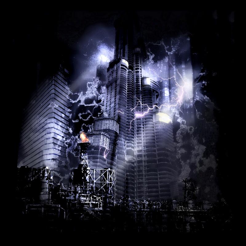 2019 - Futuro apocalittico di GB1