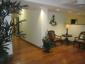 Photo: The entry on the 3rd Floor of Mercantile Capital Corporation's new office ...www.504experts.com