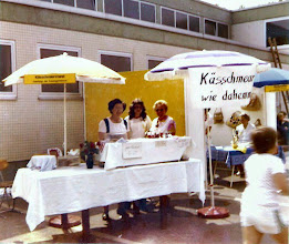 Photo: Basar Sozialstation 1971