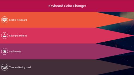 Keyboard Color Changer