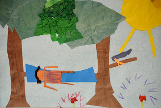 Photo: Grace McGinnis - 2nd Grade North Avondale Montessori Cincinnati, Ohio, U.S.A.