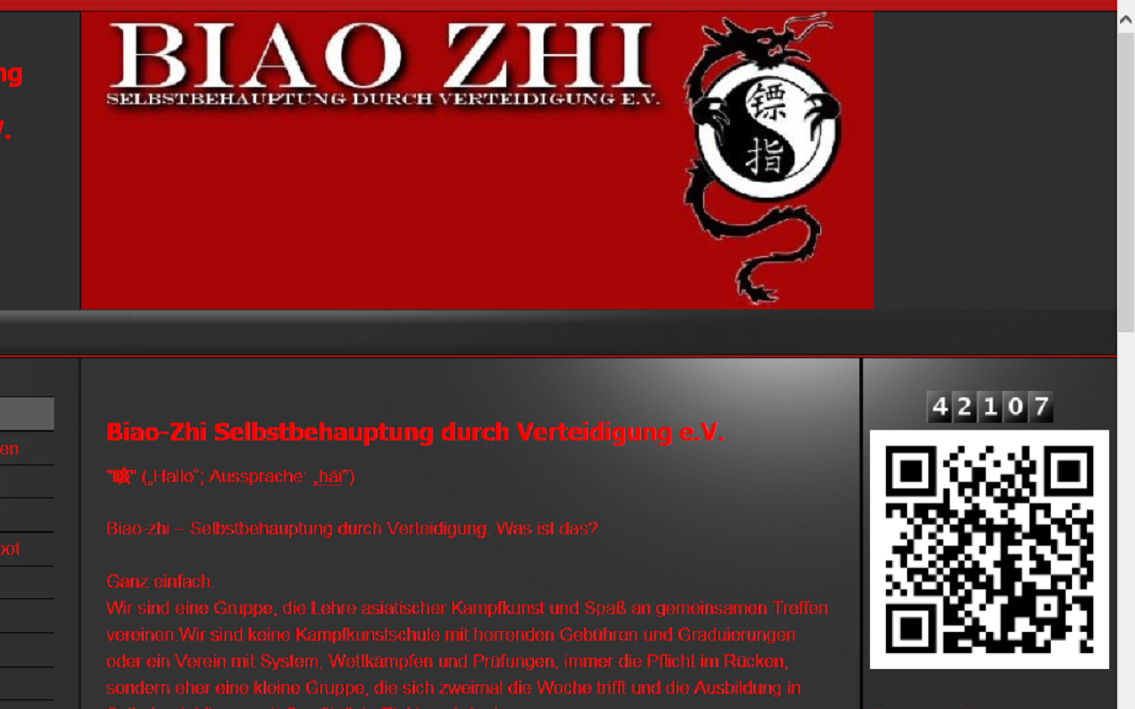 Biao-Zhi – Screenshot