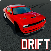 Muscle Car Drift Simulator 3D