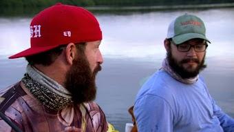 Beard in the Big Blue Water