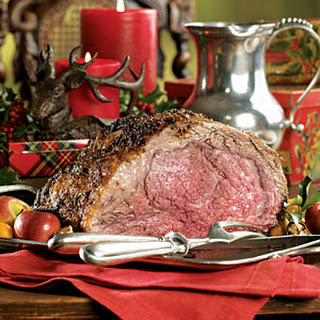 Prime Rib with Horseradish Cream Recipe