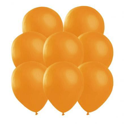 Ballonger, orange 25 st