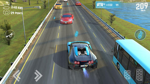 Real Car Race Game 3D: capturas de pantalla divertidas de New Car Games 2020 5