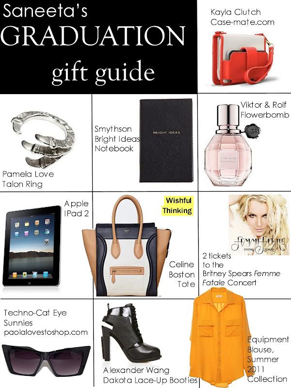 Saneeta's Gift Guide