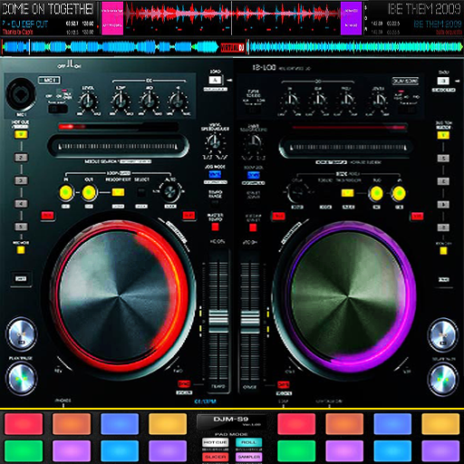 Droid DJ music Remixer