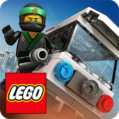 LEGO® City build, chase, cars and fun
