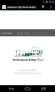 Johnson City Mobile Banking- screenshot thumbnail