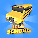 Idle School 3d - Tycoon Game icon