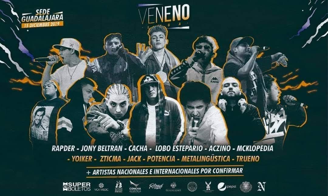 Liga Free Style Veneno 2019