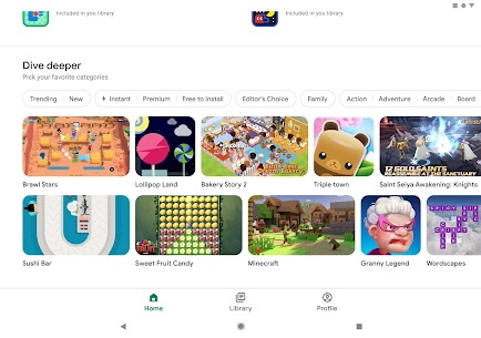 Google Play Games App Latest Version  Download For Android 10