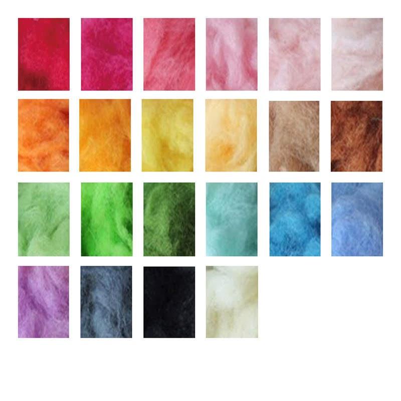 棉花糖羊毛