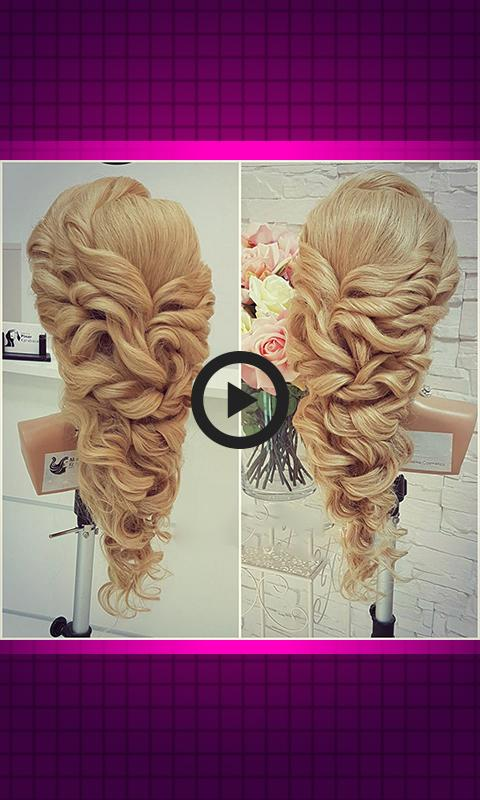 Girls Hair Styles Videos Android Apps On Google Play - Hairstyle design dikhaye