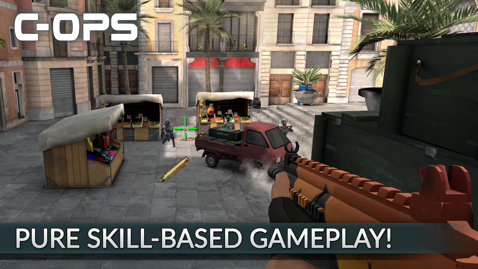 Screenshots of Critical Ops for iPhone
