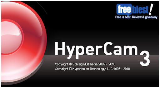 Free Screen Recorder: HyperCam 3 Review & Giveaway Serial Key