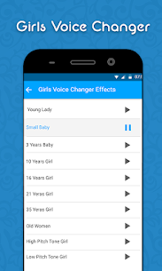 Girls Voice Changer 2
