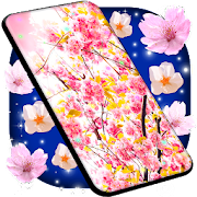 Flowers Magic Touch Wallpaper\u2764\ufe0f HD Live Wallpapers