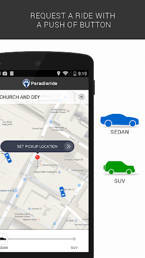 PARADISRIDE - For Passengers