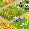 Farm City : Farming & City Building icon