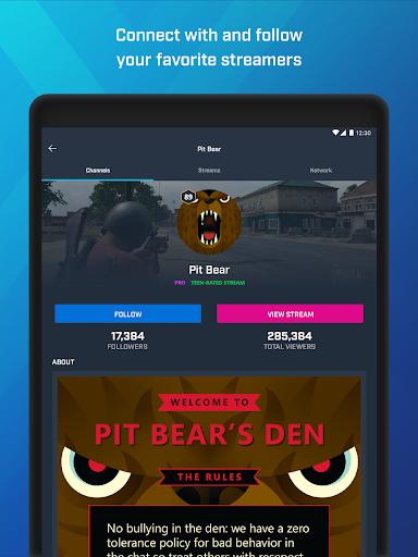 Mixer u2013 Interactive Streaming 3.1.0 screenshots 14