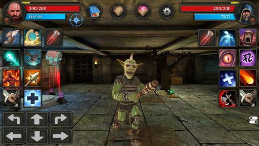 Moonshades: a dungeon crawler RPG game modavailable screenshots 13