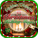 Hidden Object Christmas Holiday Magic Objects Game icon