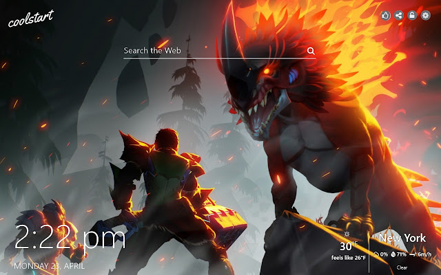 Dauntless HD Wallpapers Games Theme