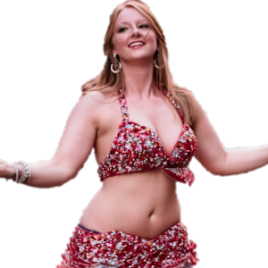 Sensual Belly Dance at Home