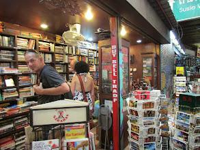 Photo: Small bookstore offKhao San Road