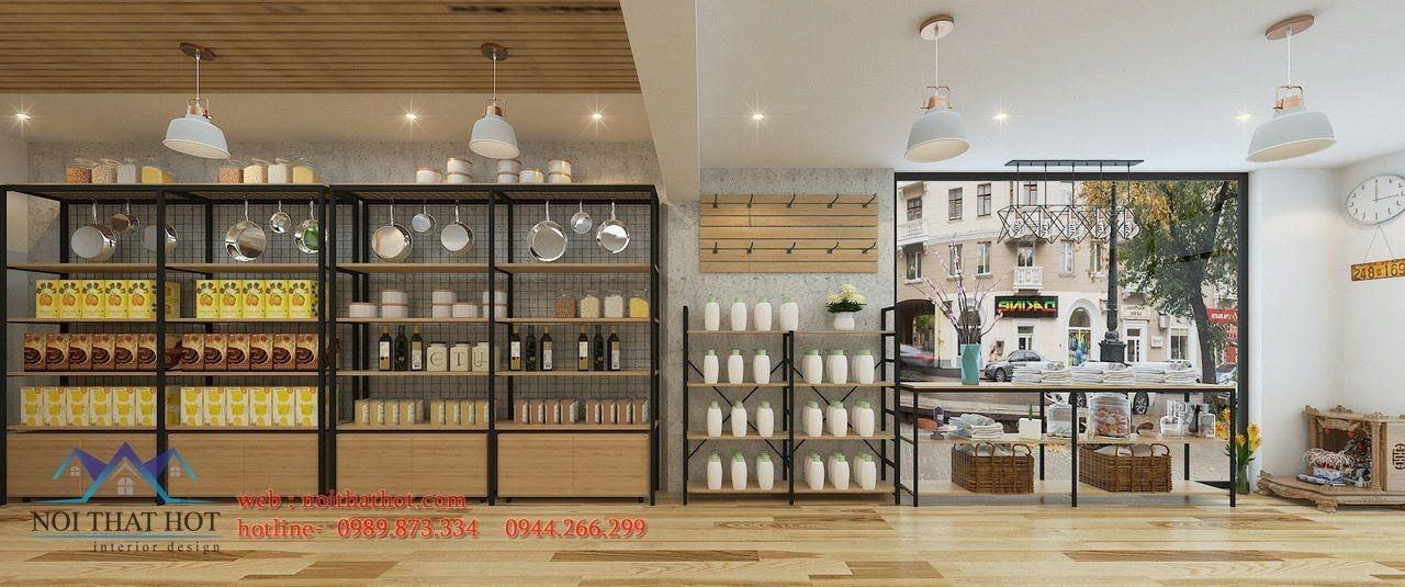 thiết kế cửa hàng tiện ích 5
