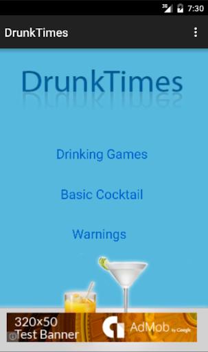 Drunk Times