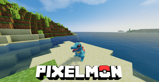 Mod Pixelmon for MCPE for PC