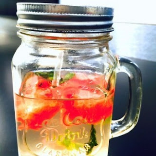 Flat Belly Detox water