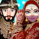 Hijab Muslim Wedding Girl Big Arranged Marriage icon