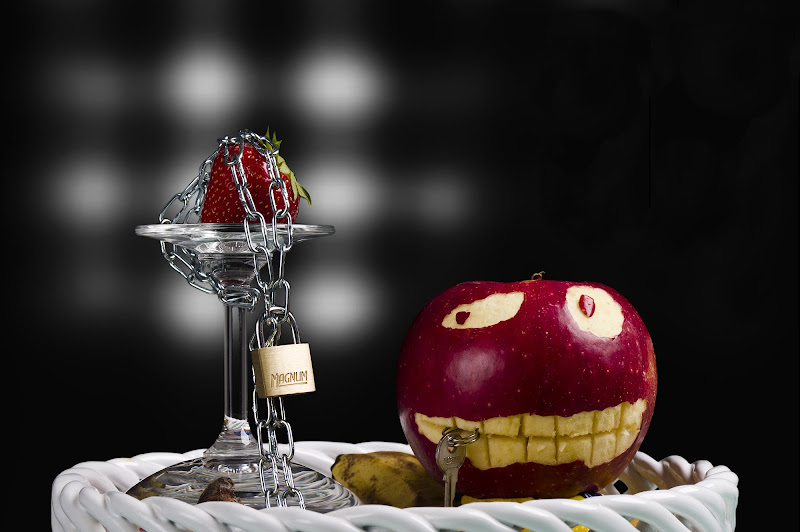 Cara fragola, sei alla frutta! di Roberto Simonazzi