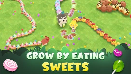 Sweet Crossing: Snake.io APK Latest Version 3