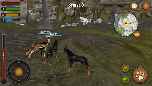Dog Survival Simulator screenshot 5