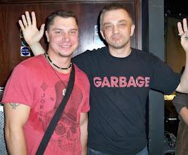 Photo: Nojus ir Andrius Mamontovas Dubline, 2010.06.13 nojus.com myspace.com/andriusmamontovas
