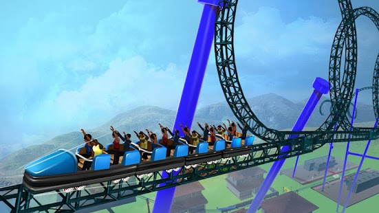 Roller Coaster Simulator 2017- screenshot thumbnail