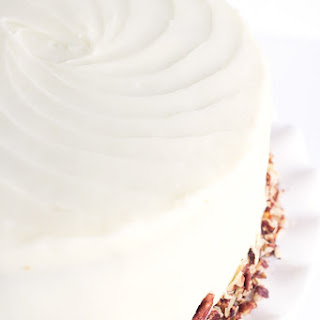 Pineapple Carrot Cake with Cream Cheese Frosting Recipe