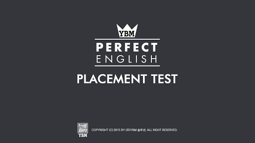 YBM Placement Test