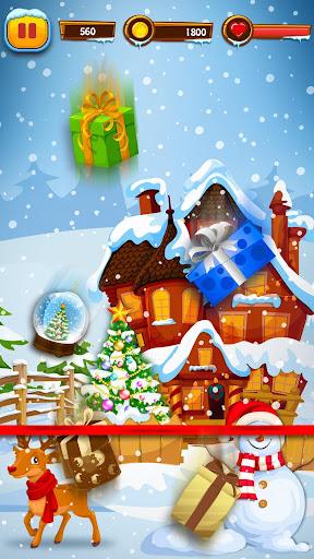 Gift Smash - Manie de Noël  captures d'écran 2